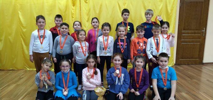 """Clubul de Dans Sportiv Potaissa Turda a participat la Concursul International """"Bacau Dance Open"""""""