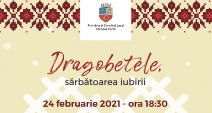 """Eveniment special de """"Dragobete"""" la Câmpia Turzii"""