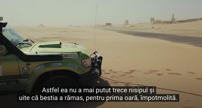 Transilvania 4 Sierra Leone lansează documentarul captivant, ca rezultat al traseului de peste 12000 de km până în Africa
