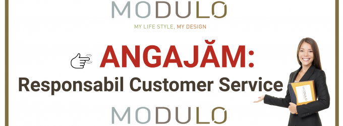 Modulo Decorative Solutions Turda angajează Responsabil Customer Service
