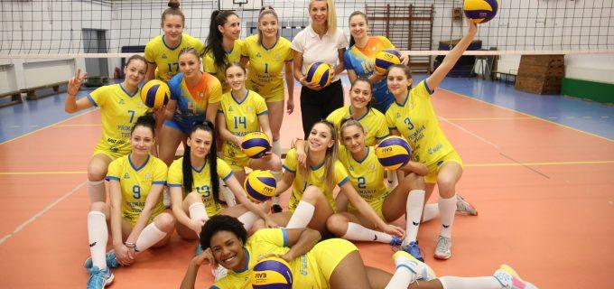 ACS Volei Turda participă la ultimul turneu din sezonul regulat al Diviziei A2