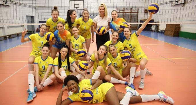 O nouă victorie pentru ACS Volei Turda!