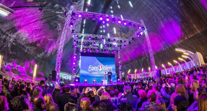 În urma cu 3 ani: Semifinala Eurovision din Salina Turda, o premieră absolută în istoria concursului. VIDEO/Foto