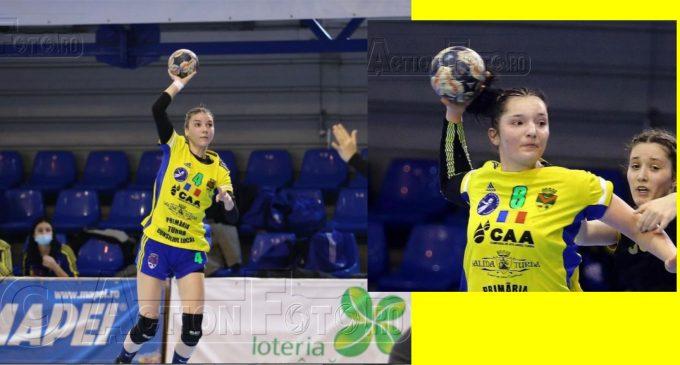 """Opt jucătoare de la LT """"Liviu Rebreanu""""/AHC Potaissa Turda au fost convocate la loturile naționale"""