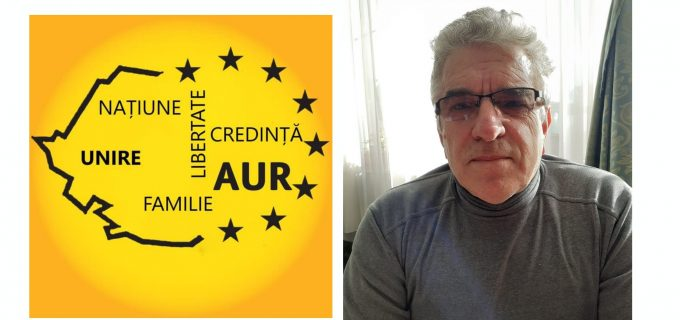Ionel Isac, fost membru PSD, pune bazele organizației municipale AUR Câmpia Turzii