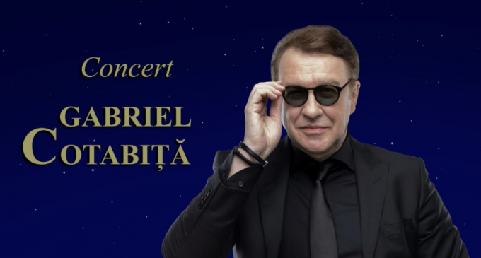 Primăria Turda: Vă invităm la concertul tradițional al începutului de primăvară, concert care îmbină armonia muzicală cu versul sensibil în interpretarea lui Gabriel Cotabiță