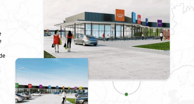 Exclusiv! La TURDA se va deschide un nou mall! Investiție de aproximativ 10 milioane Euro