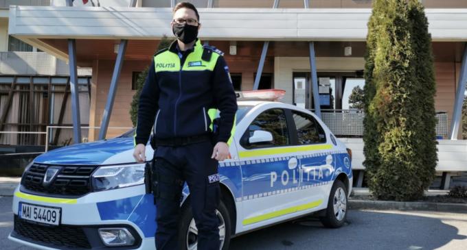 Inspectoratul de Poliţie Judeţean Cluj organizează concurs de angajare pentru 8 posturi vacante de ajutor șef post