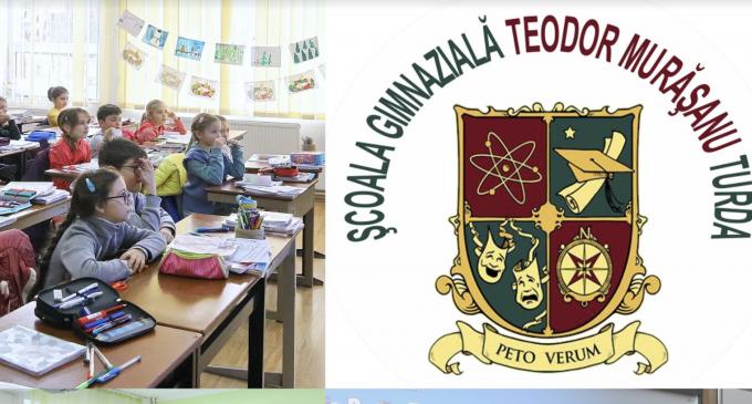 """Școala Gimnazială""""Teodor Murășanu""""Turdaanunță începerea perioadei de înscriere în clasa pregătitoare pentru anul școlar 2021- 2022"""
