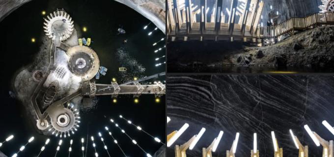 Știai că Mina Terezia adăpostește un lac subteran? Descoperă Salina Turda – un loc unic în lume!