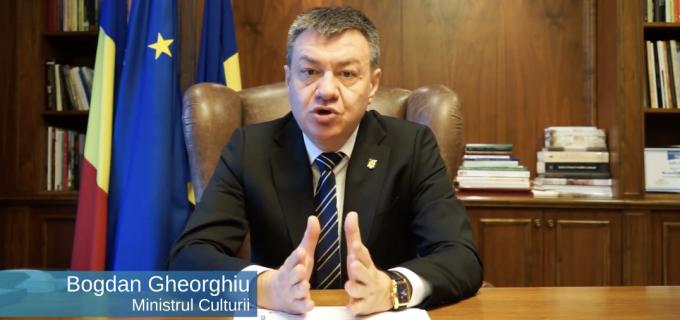 Răspunsul întrebărilor adresate de turdeni Ministrului Culturii, Bogdan Gheorghiu
