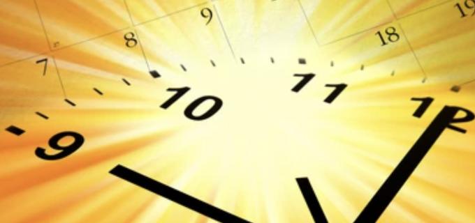 Când trecem la ora de vară 2021. Duminică se dau ceasurile înainte cu o oră