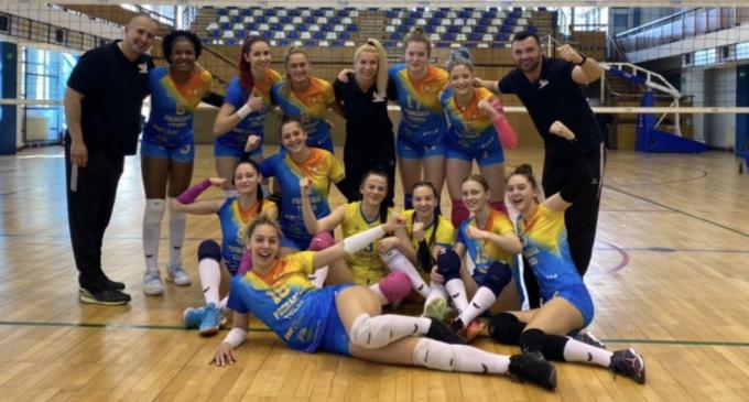 ACS Volei Turda s-a calificat la turneul de promovare în Divizia A1