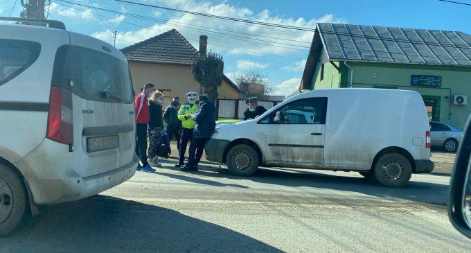 Femeie lovită pe trecerea de pietoni, la Turda! Update IPJ CLUJ