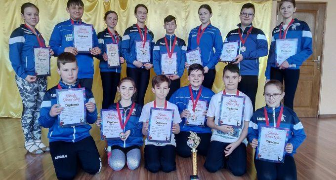 Clubul de Dans Sportiv Potaissa Turda a participat la Concursul International Cupa Danube Dance FEST