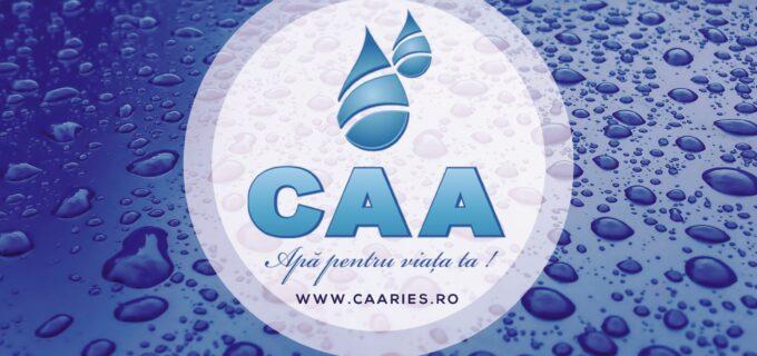 Întrerupere furnizare apă potabilă în municipiul Câmpia Turzii