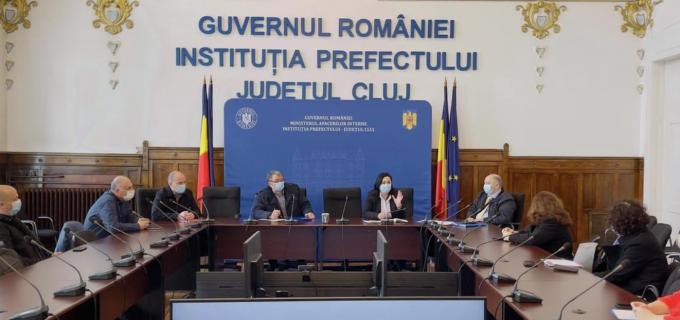 20.000 de persoane, angajați ai companiilor rezidente în parcurile industriale TETAROM și totodată locuitori ai județului Cluj, vor fi vaccinați cu serul AstraZeneca