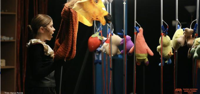 Interviu cu actorii TNAMT despre reinterpretarea teatrului în contextul pandemic