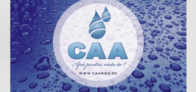 Anunț – Remediere avarie: Întrerupere furnizare apă potabilă în municipiul Turda