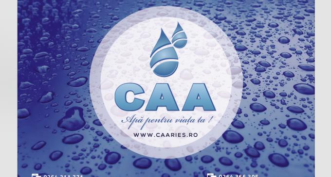 Furnizare apă potabilă cu presiune redusă în municipiul Câmpia Turzii și localitățile Luna, Viișoara, Urca în intervalul 05.10.2021- 06.10.2021