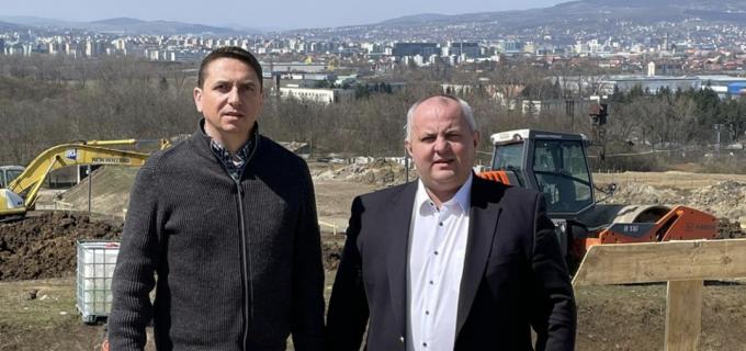 Avram Gal alături de Sorin Chiriță, fostul City Manager al Bucureștiului, în echipa Smart City Transilvania