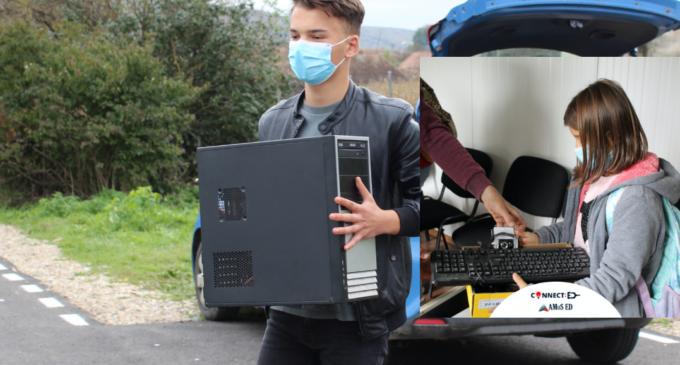 AMoS ED: Donează aparatura veche și oferă șansa unui copil la un viitor de succes