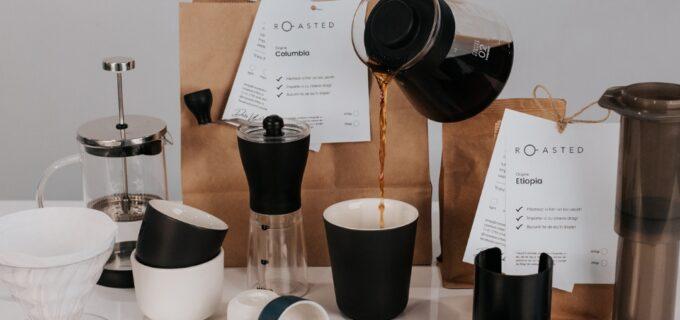 """Un turdean a lansat """"Roasted Coffee"""" – Cu și despre cafea (P)"""