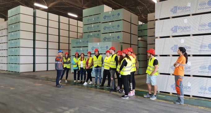 Saint-Gobain investește 45 mil. euro într-o linie nouă de producţie de gips-carton, la Turda