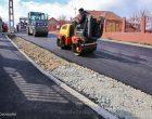 Matei Cristian: Strada Cocoșului face cunoștință cu asfaltul pentru prima dată. VIDEO