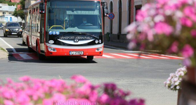 Vezi AICI programul de circulație al autobuzelor TUP Turda pentru perioada Sărbătorilor Pascale