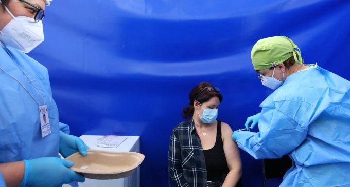 VIDEO: S-a deschis al doilea centru de vaccinare în municipiul Turda