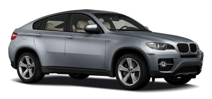 ANAF Turda scoate la licitatie un autoturism BMW X6 din 2009