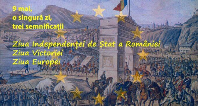 Primăria Câmpia Turzii – Programul manifestării prilejuite de Ziua Independenței, Ziua Vicoriei, Ziua Europei