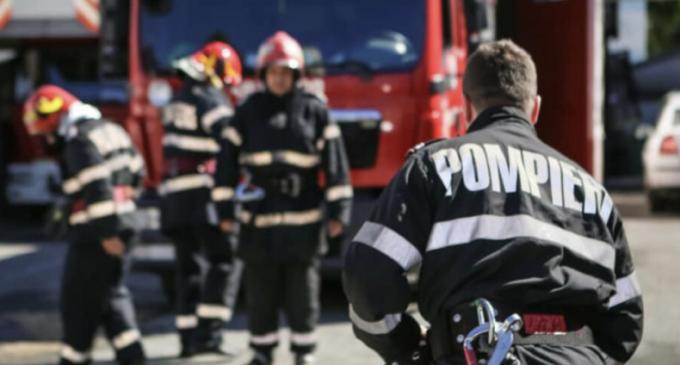 Dorin Lojigan: Pompierii SVSU Câmpia Turzii sunt parteneri de încredere! La mulți ani, pompierilor!