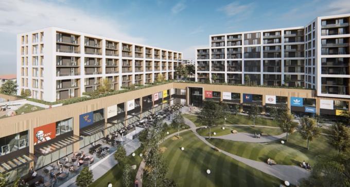 VIDEO – Un nou mall în Cluj Napoca