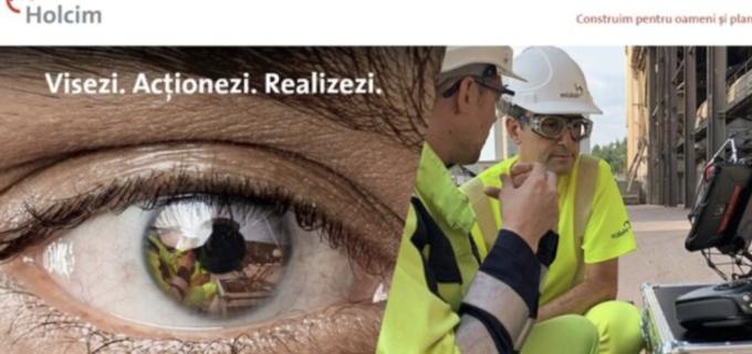 Holcim Romania angajeaza inginer mecanic – statia de macinare Turda