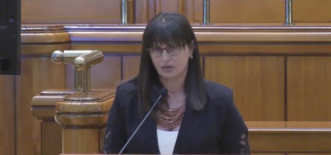 Burciu Cristina: Protejarea populației împotriva tulpinii Delta, o preocupare serioasă a guvernului liberal