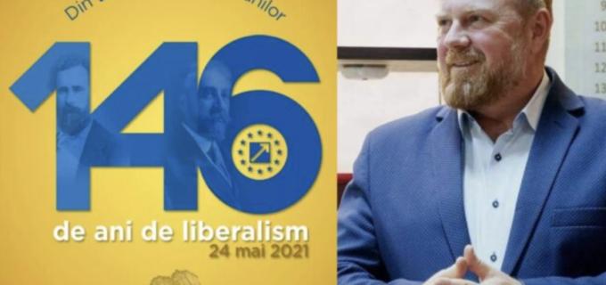 Dorin Lojigan: La mulți ani, PNL! La mulți ani tuturor membrilor și simpatizanților, prieteni ai liberalismului românesc!