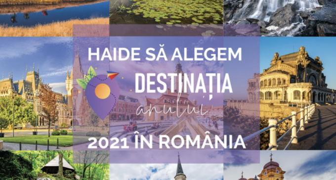 Intră pe DestinatiaAnului.ro și votează Salina Turda!