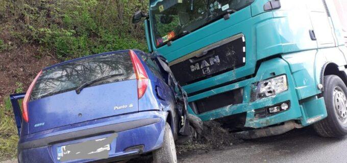 Accident mortal pe DN1 E60. Un tânăr de 20 de ani și-a pierdut viața lângă Dumbrava