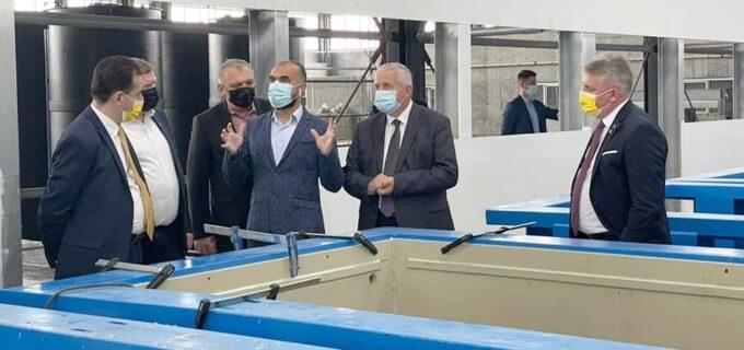 Daniel Buda: Dezvoltarea economică și creșterea calității vieții, garantate de administrația liberală din Câmpia Turzii, condusă de primarul Dorin Lojigan!