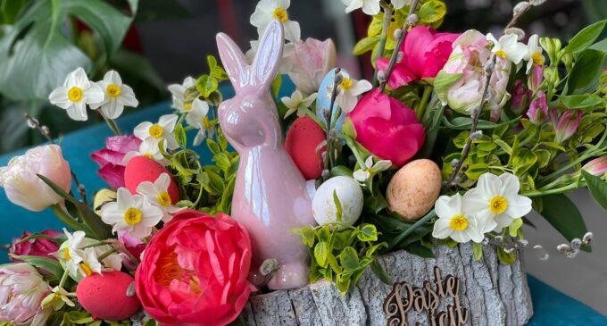 Florăria GSM Câmpia Turzii, deschisă și duminică, 2 mai! – Vino sa alegi un cadou special