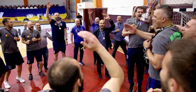 Potaissa Turda, vicecampioana României! VIDEO