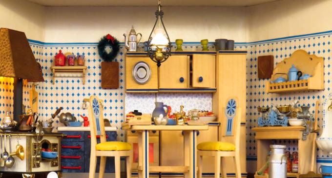 Importanța bucătăriilor de jucărie în viața copiilor (P)