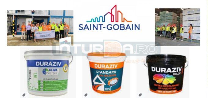 Saint-Gobain a finalizat achiziția Duraziv