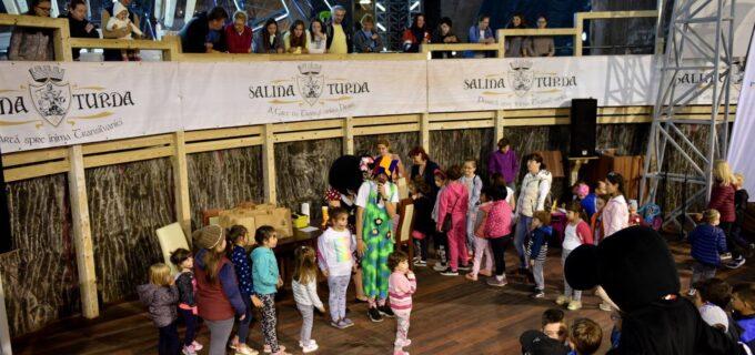 1 iunie la Salina Turda! Surprize pregătite pentru toți copiii