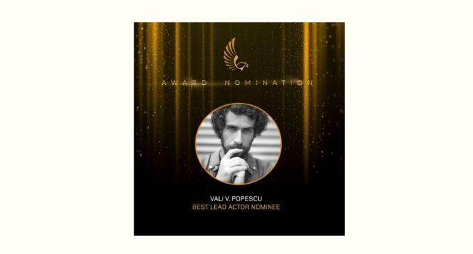 Vali Popescu, actor al Teatrului din Turda, a fost nominalizat la premiul pentru cel mai bun actor într-un rol principal la Festivalul Internațional de Film din Buenos Aires.