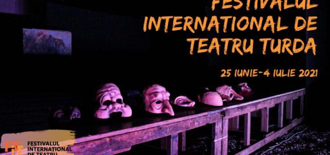 Festivalul Internațional de Teatru Turda se întoarce cu cea de-a 5-a ediție