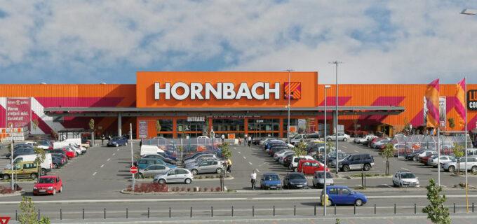 HORNBACH amenajează noul magazin din Cluj-Napoca