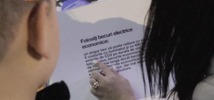Foto/Video: Săptămâna Verde Europeană, la Salina Turda! BEACON – Un proiect dedicat copiilor